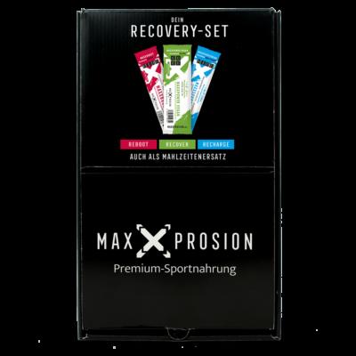 Recovery rocks - unsere Produkte im praktischen Revovery-Set!